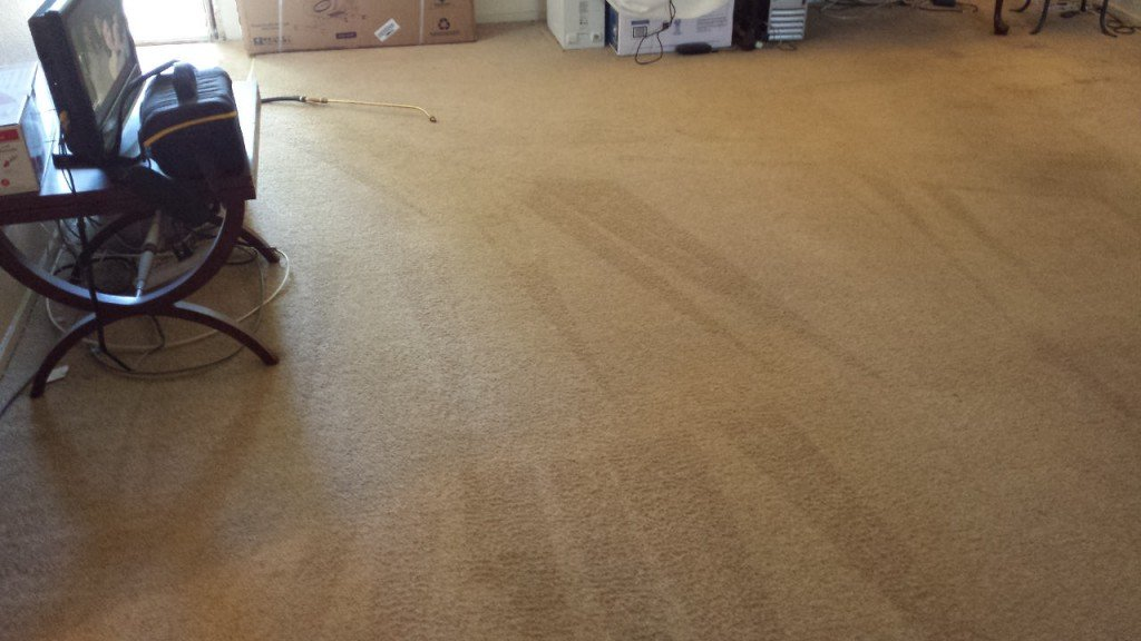 Before And After Cleaning Spiker Carpet And Tile Care