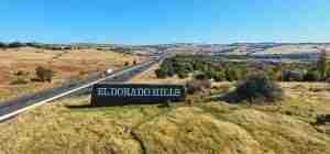 El Dorado Hills Sign
