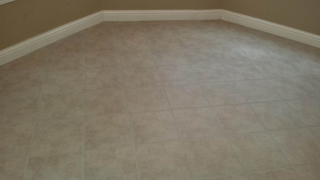 Clean Tiles After Color Sealing