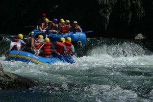 All American Whitewater Rafting