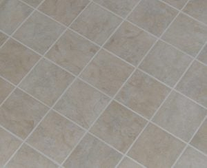 Tile and Grout when Cleaned