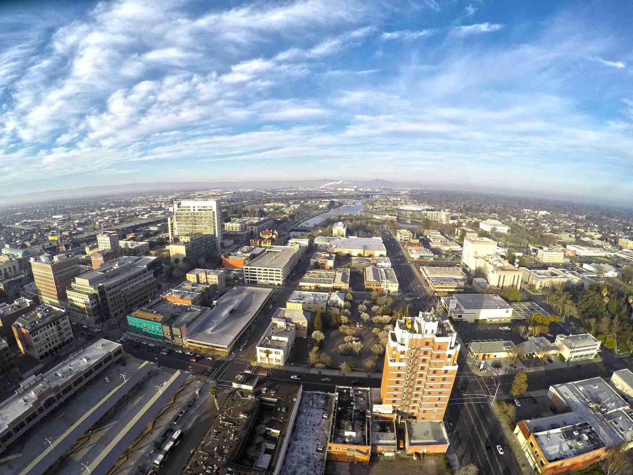 beautiful photo of Stockton California
